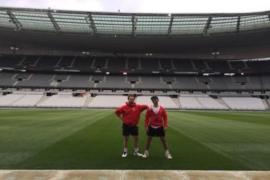 Tournage Julien DE RUYCK JO PARIS 2024 SUEZ