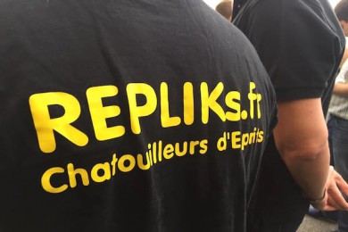 Julien DE RUYCK Formation REPLIKS